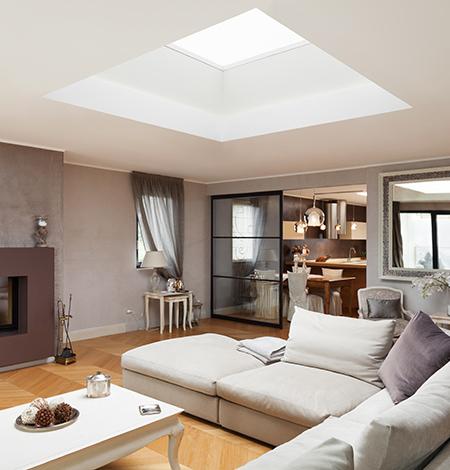 Installation de puits de lumière ou fenêtre dôme à Reims et Épernay